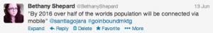 Go Inbound Marketing Live Tweeting #goinboundmktg