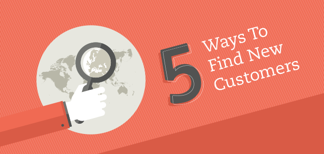 ways to find new clients inbound