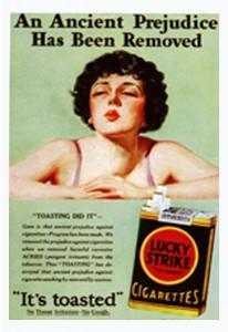 Bernays and Lucky Strike