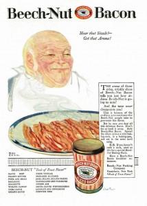 Bernays and Beech Nut Bacon
