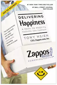 delivering happiness zappos