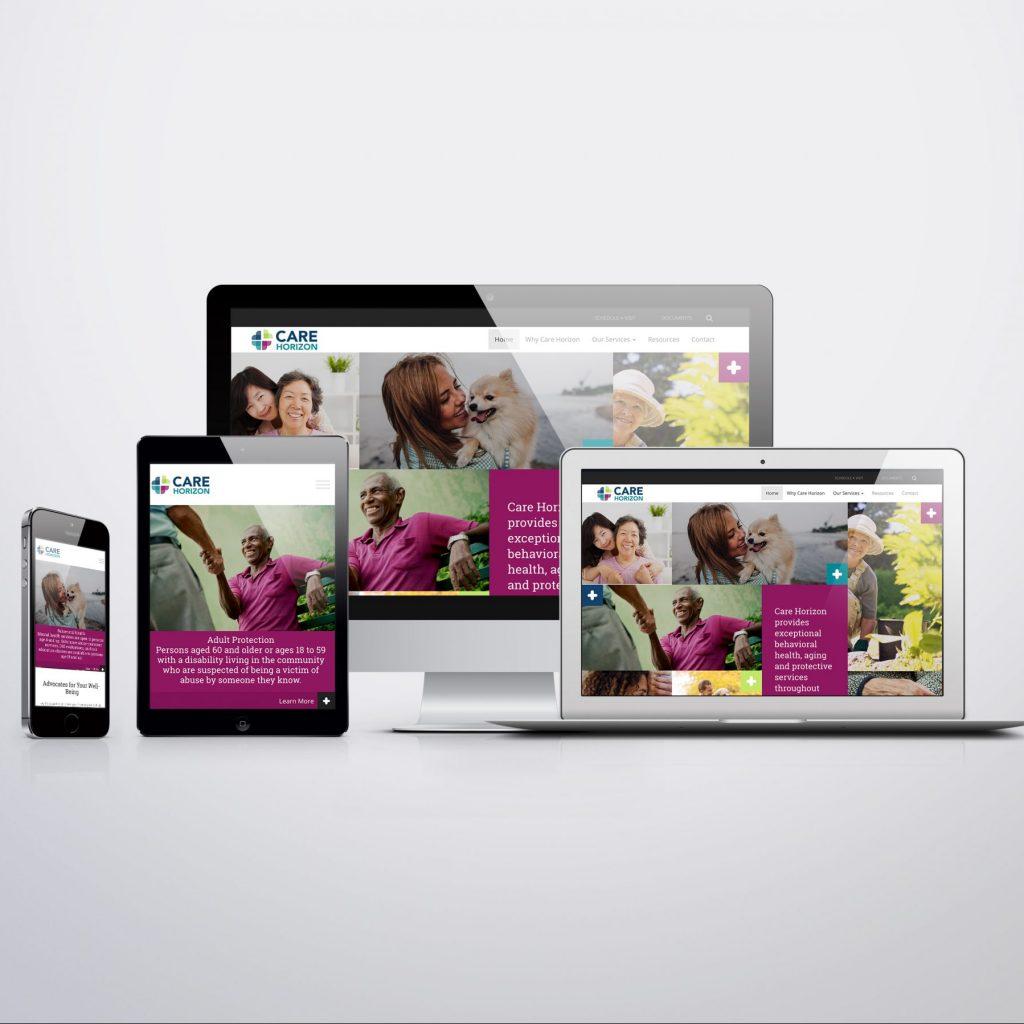 Care Horizon Website Development